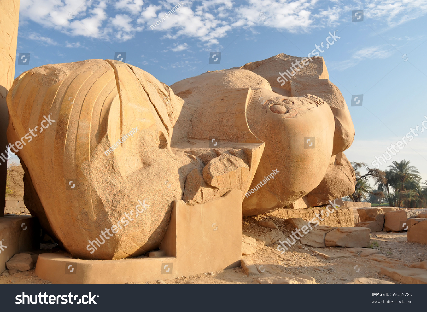 analysis of statue of ramesses ii The statue to the left of the entrance was damaged in an earthquake, leaving only the lower part of the statue still ramesses ii was born and raised in the.