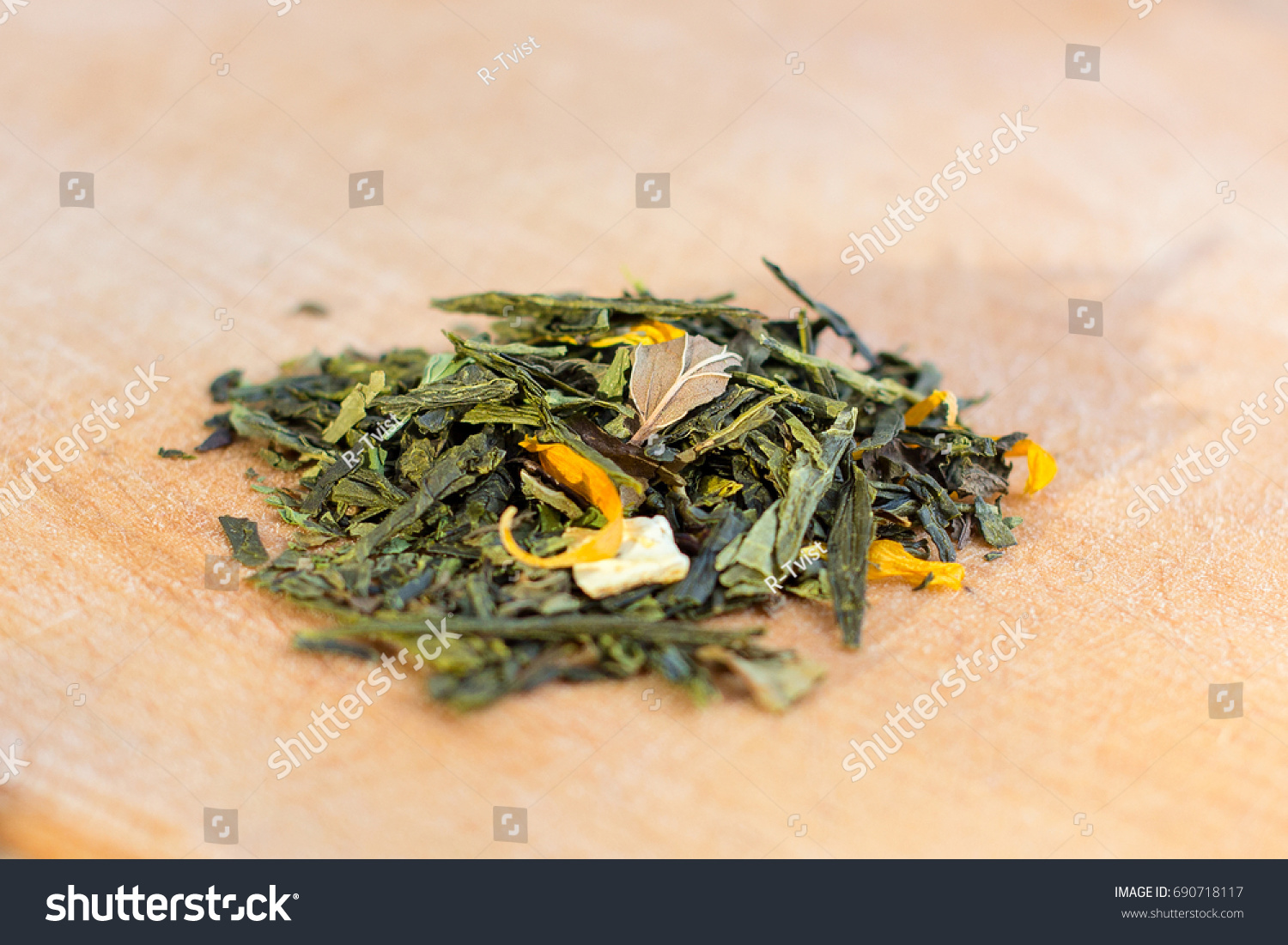 Macro photo tea composition heap dried stock photo 690718117 macro photo of tea the composition of the heap of dried hibiscus flower located on izmirmasajfo
