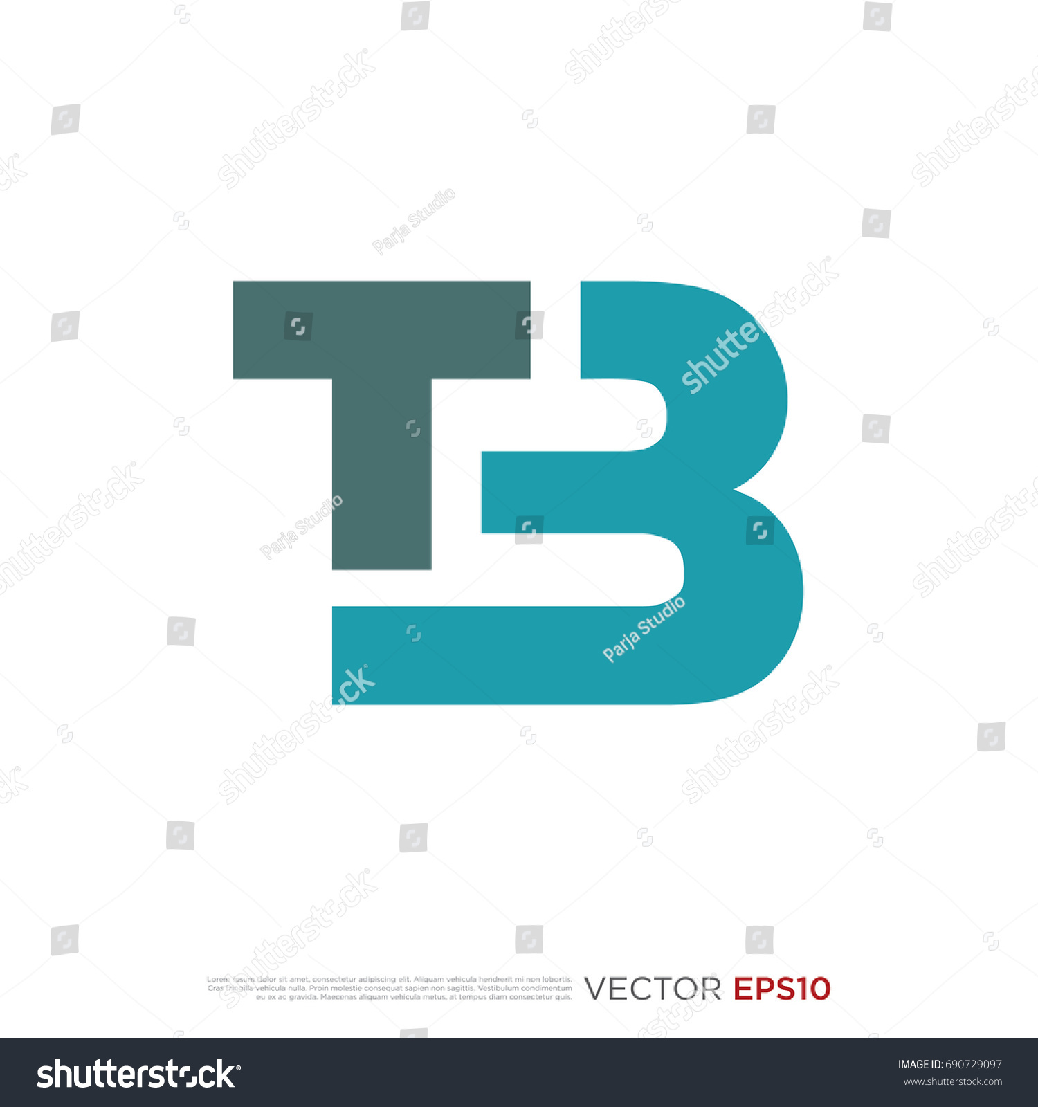 Pictograph Of Alphabet Logotype Letter B And T For Icon Logo Identity Designs