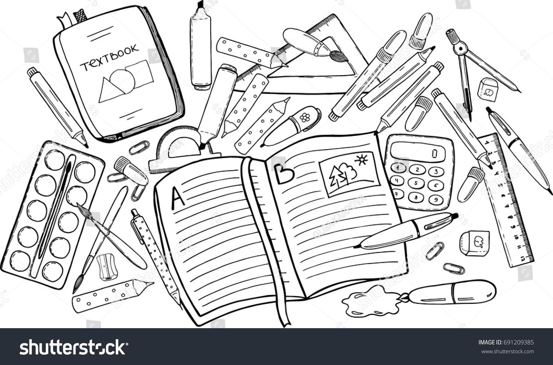 Messy Desk Clipart - Transparent Messy Desk Png , Free Transparent Clipart  - ClipartKey
