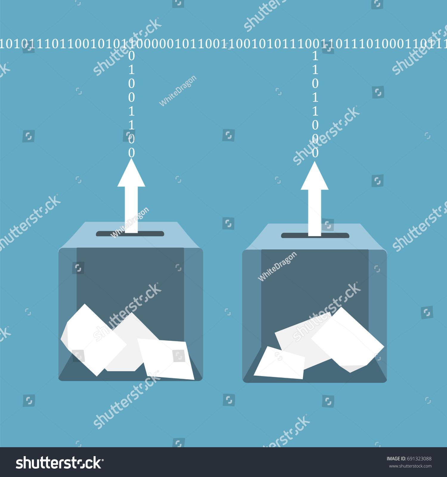 Kết quả hình ảnh cho blockchain in elections