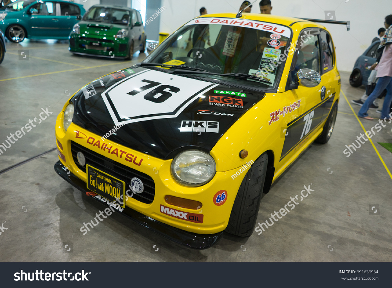 Serdang Selangor Malaysia July 292017 Daihatsu Stock Photo Edit Now