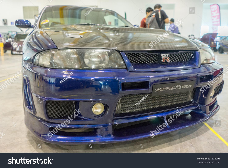 Serdang Selangor Malaysia July 292017 Nissan Stock Photo Edit Now 691636993