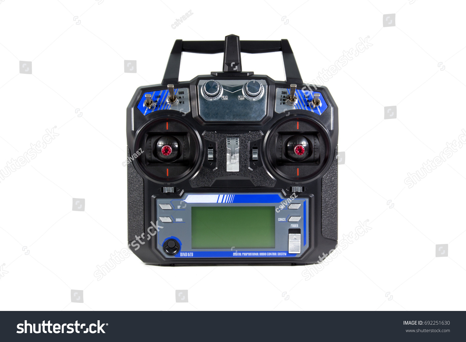 Wireless Remote Control Rc Car Boat Stock Photo Edit Now 692251630