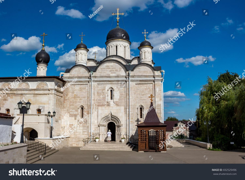 Serpukhov. Vvedensky Vladychny monastery