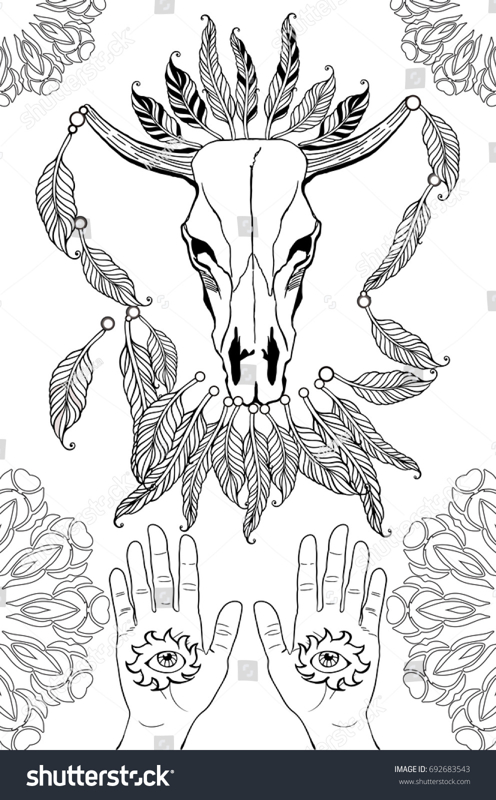 free new age coloring pages - photo#16