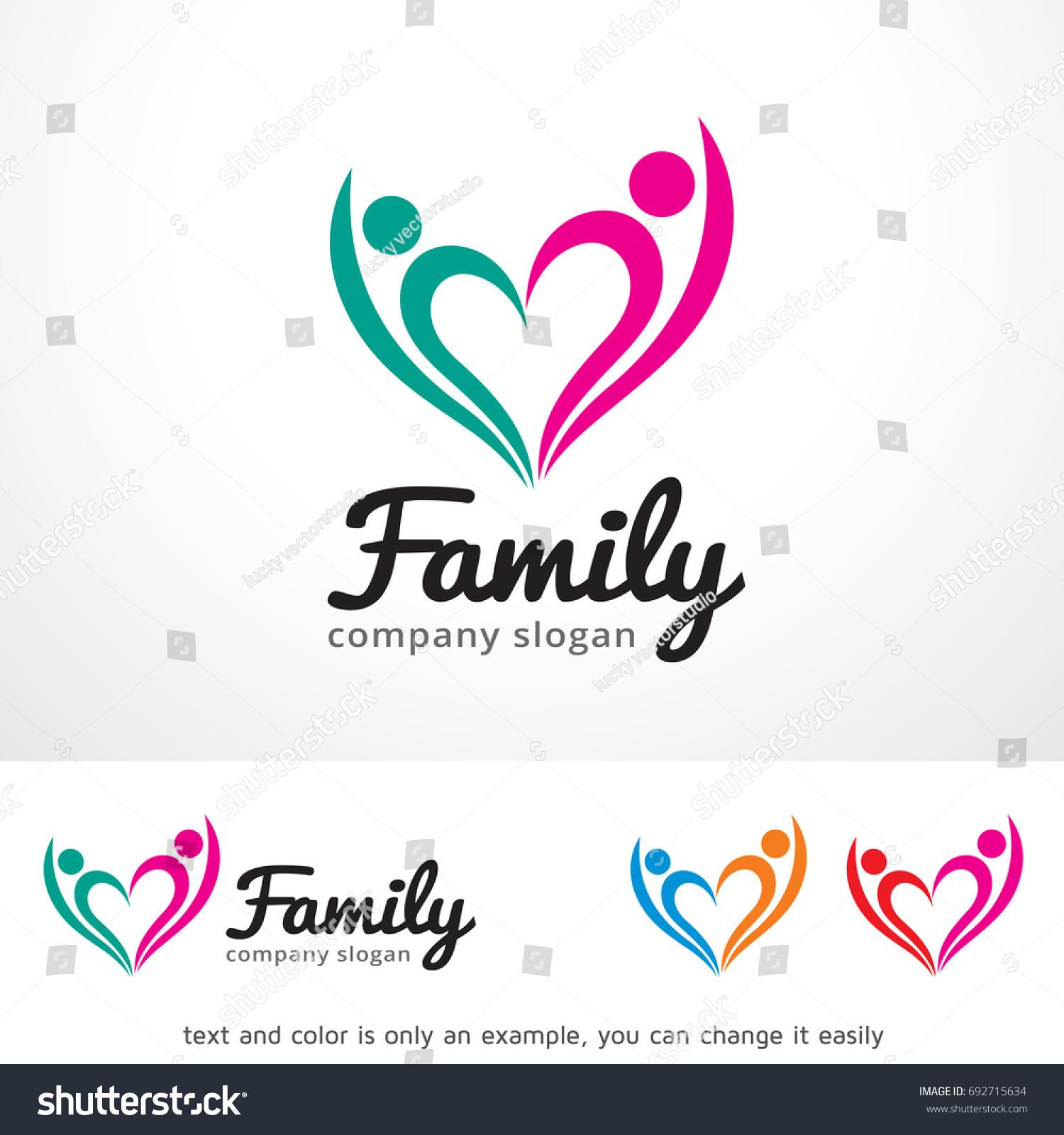Happy Family Logo   110Designs