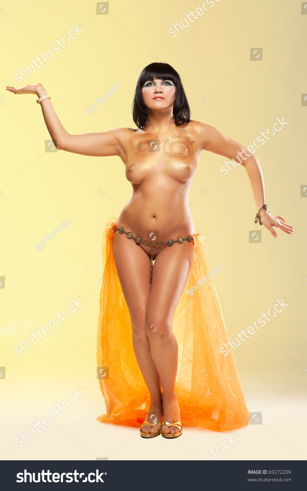 Egyptian Naked Women 65