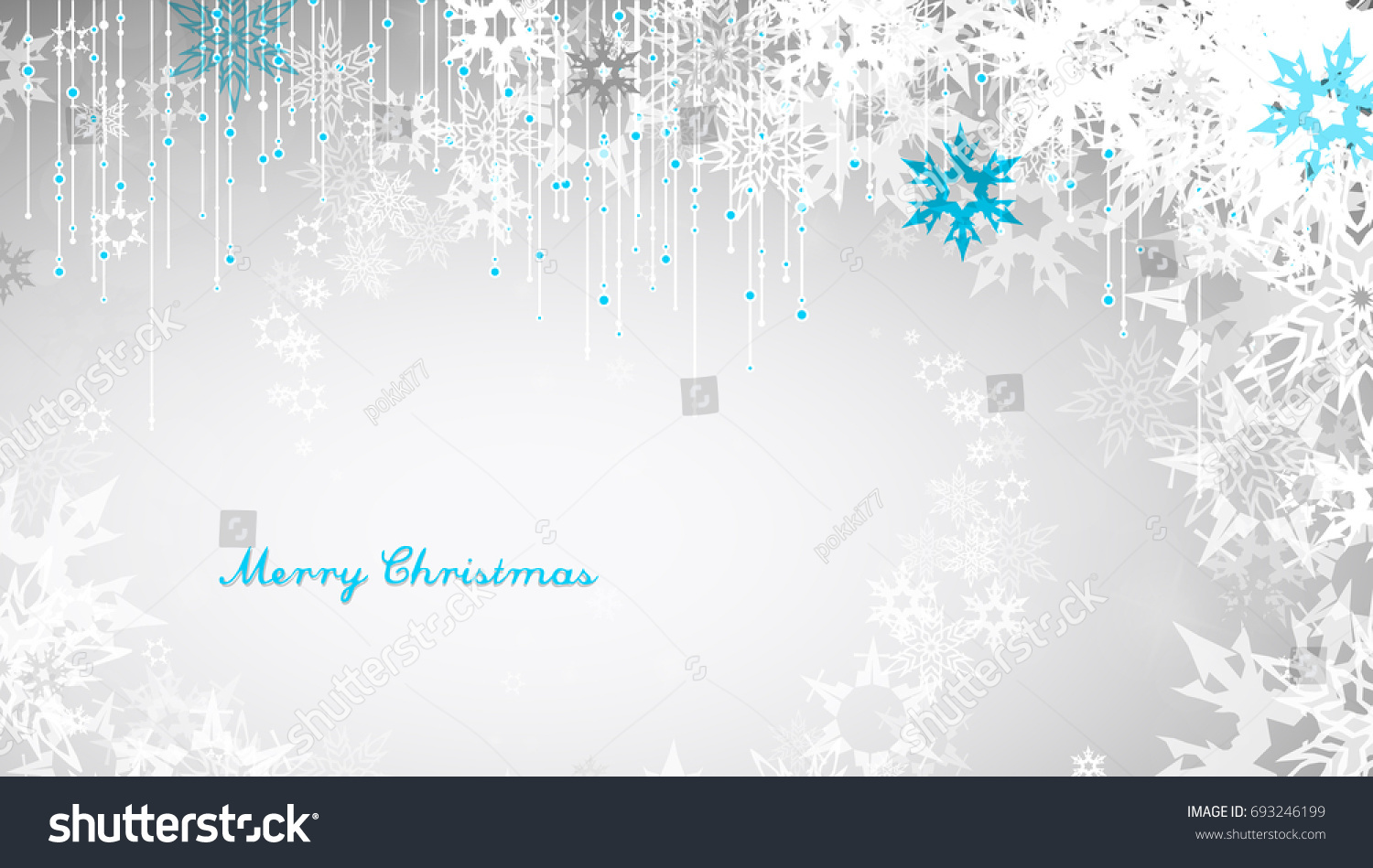 simple christmas background