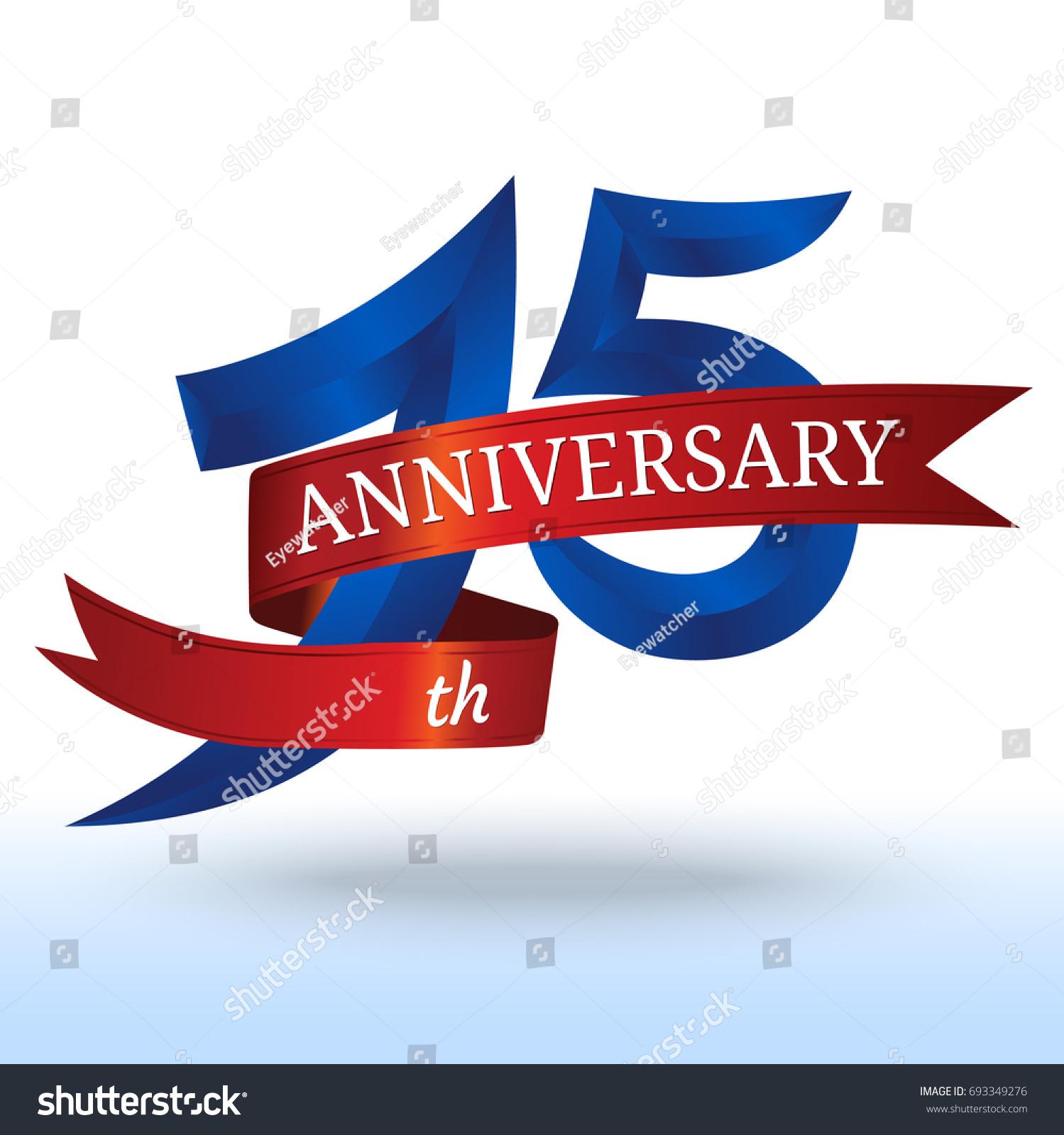 15th years anniversary symbol vector stock vector 693349276 15th years anniversary symbol vector buycottarizona