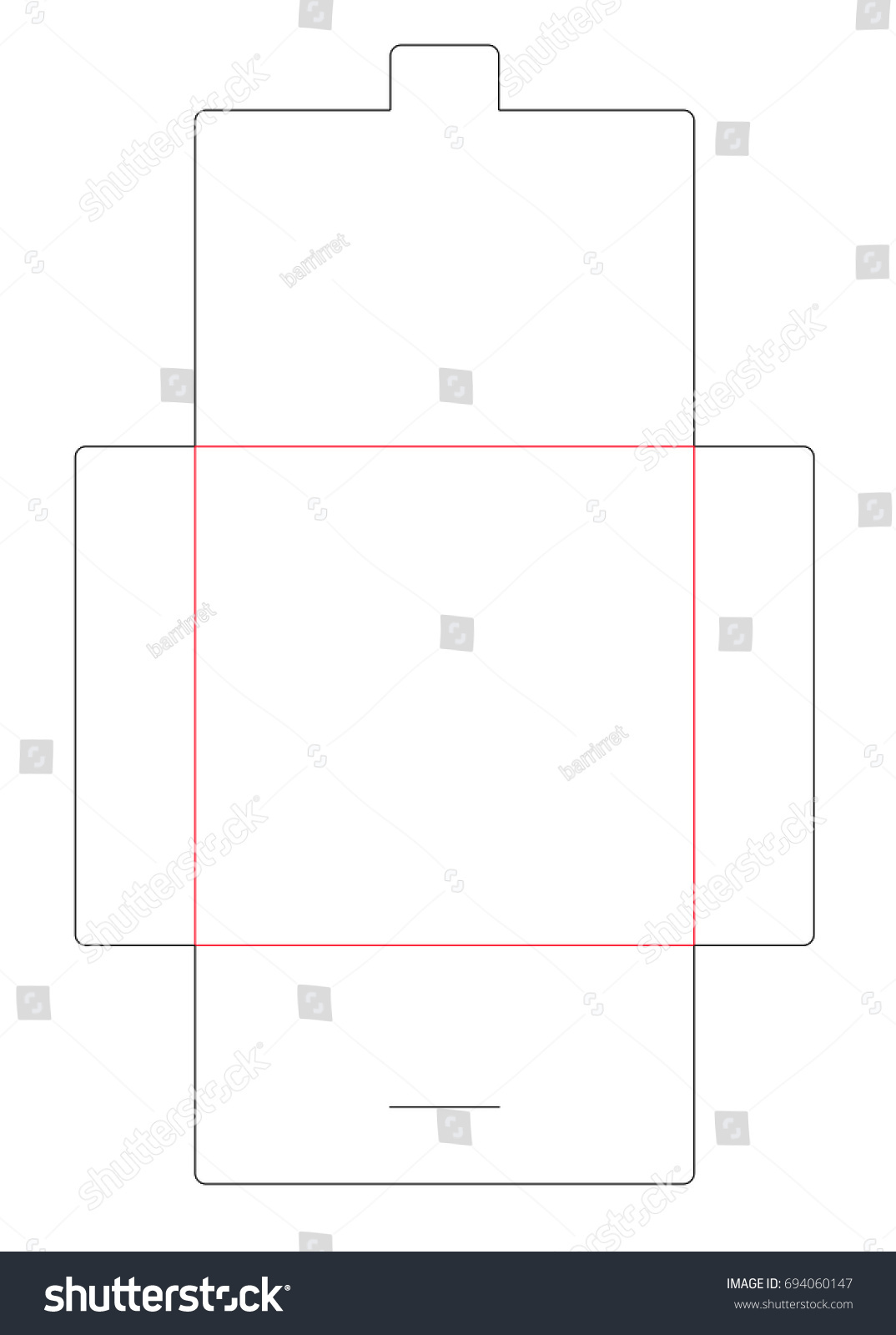 Square envelope die cut template lock stock vector royalty free square envelope die cut template with lock for card invitation stamp vector black maxwellsz