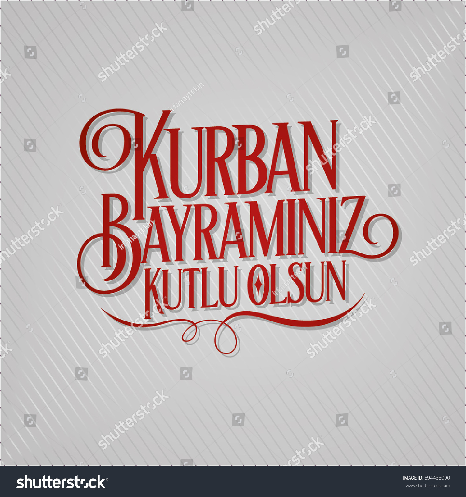 Feast sacrifice greeting turkish kurban bayraminiz stock photo feast of the sacrifice greeting turkish kurban bayraminiz kutlu olsun qurban m4hsunfo