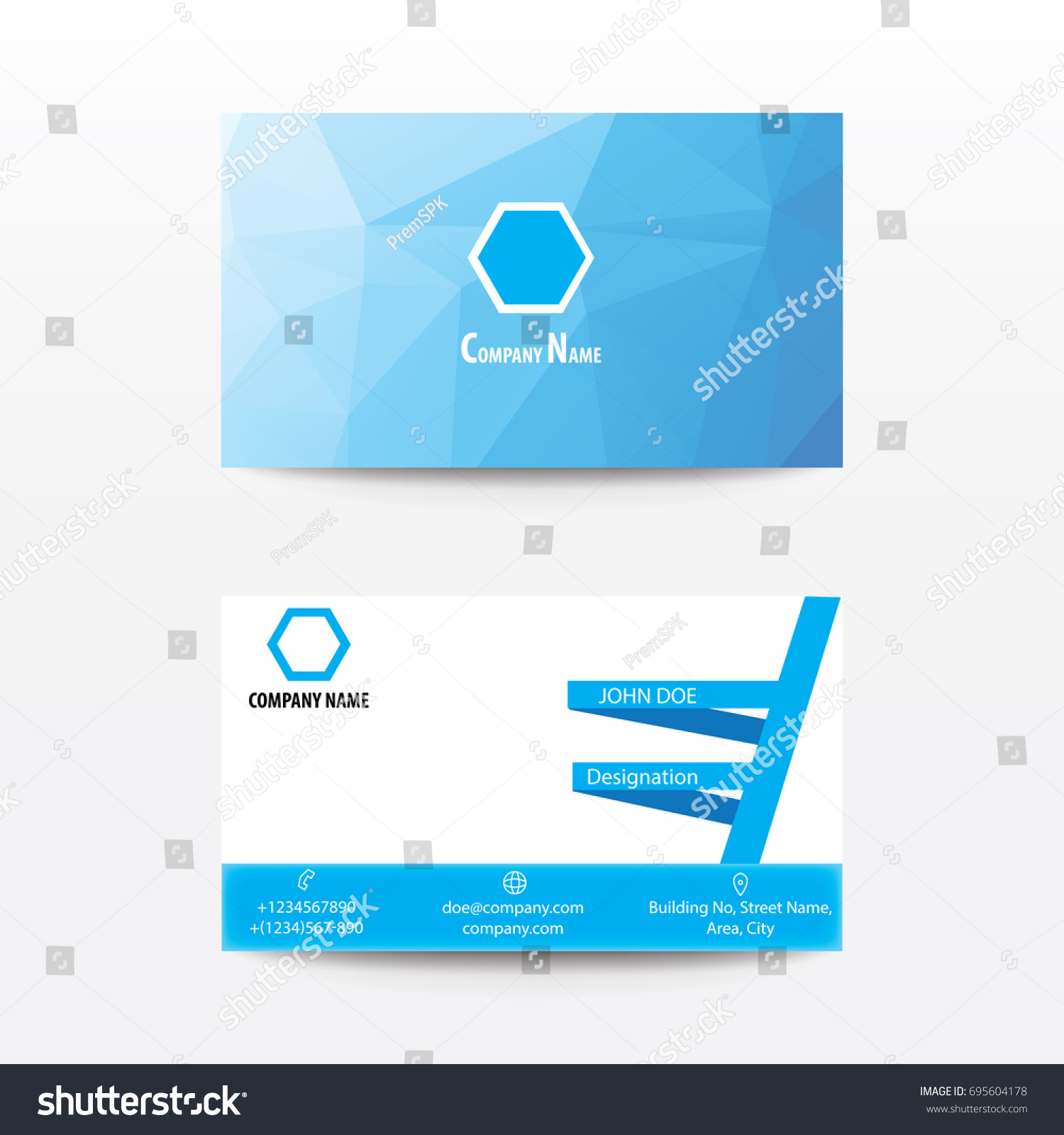 Business card blue gallery free business cards modern monopoly business card blue stock vector 695604178 modern monopoly business card blue magicingreecefo gallery magicingreecefo Images