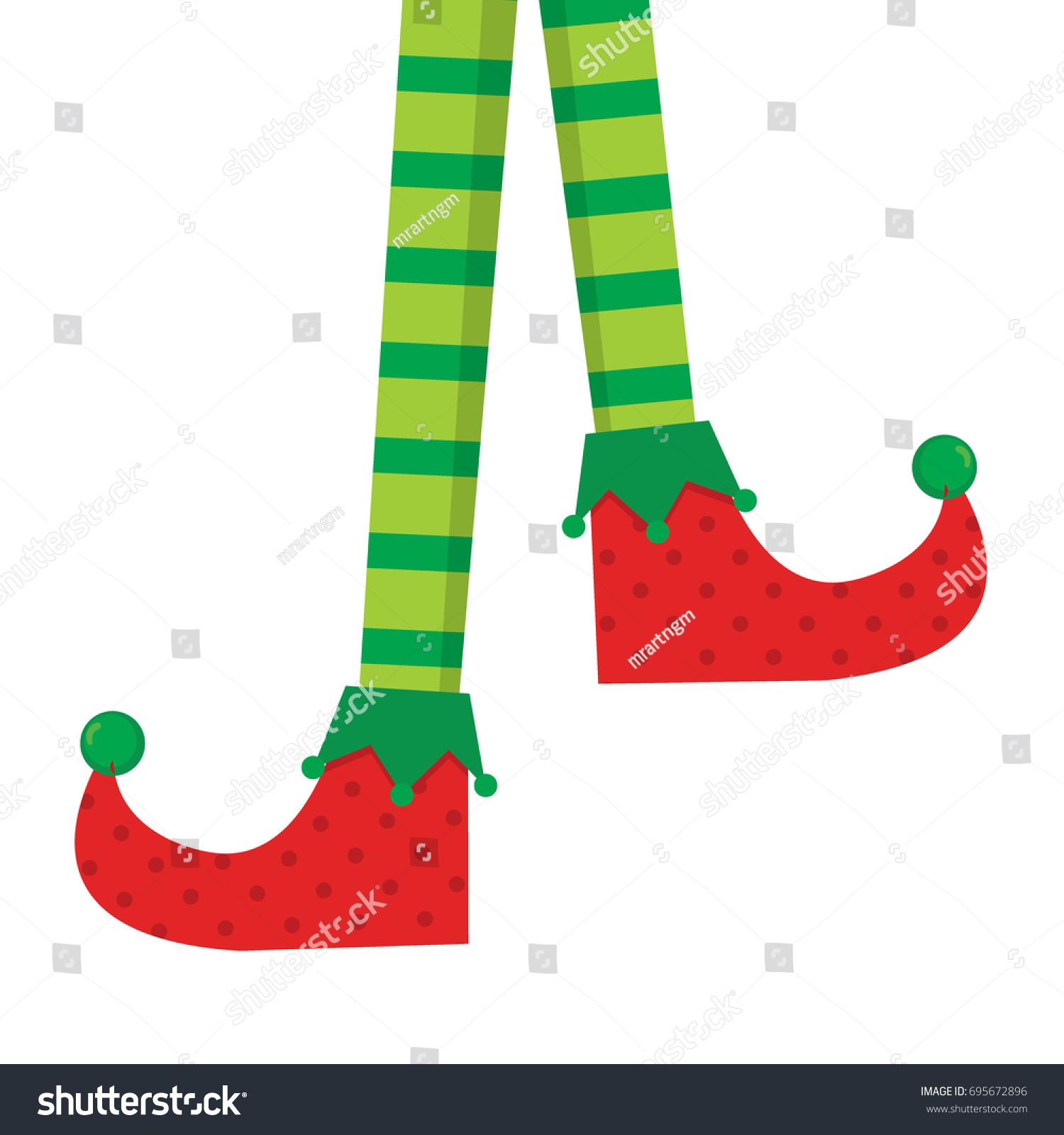 elf feet vector clip art stock photo photo vector illustration rh shutterstock com