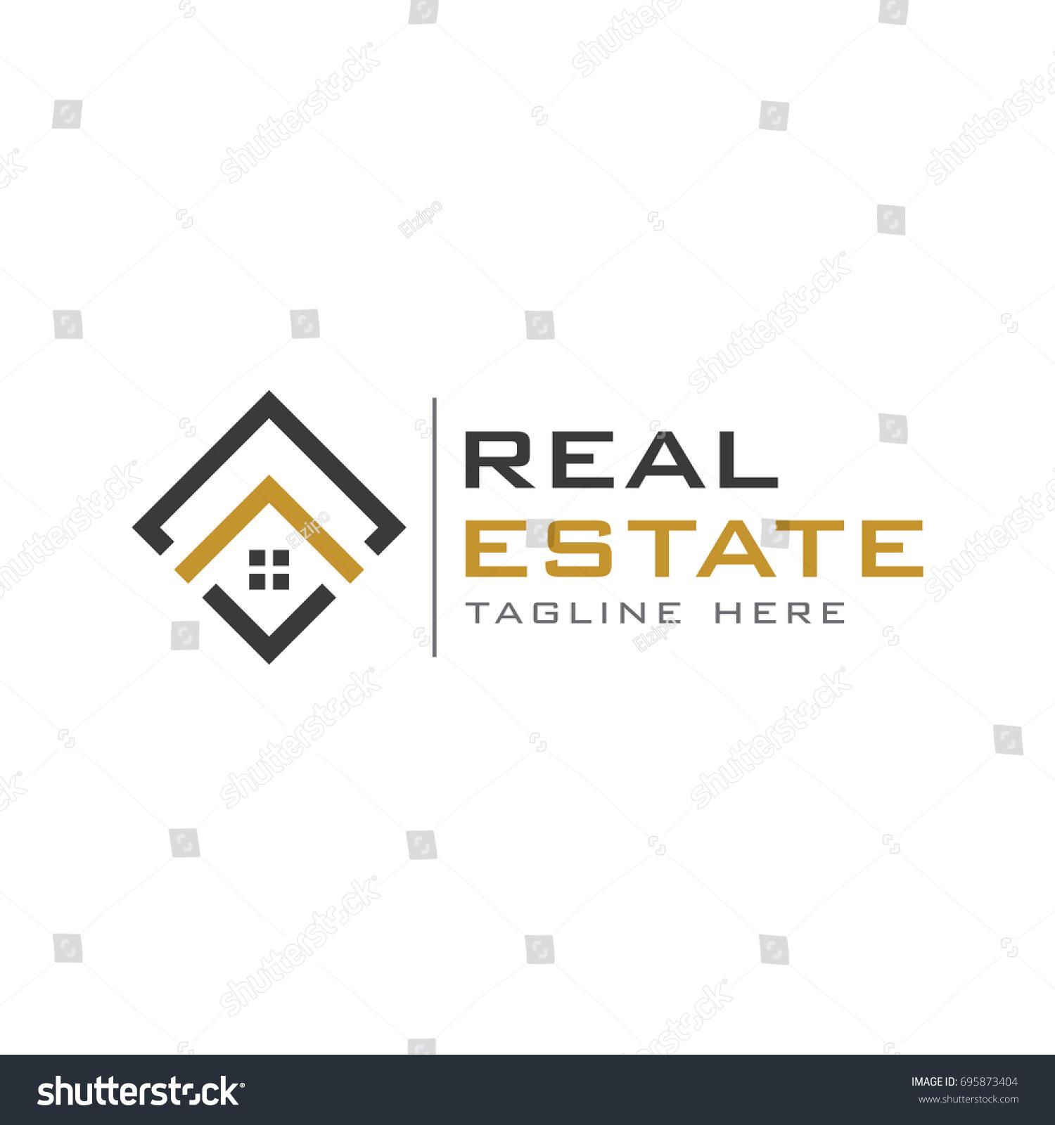 unique real estate logos. real estate logo unique logos