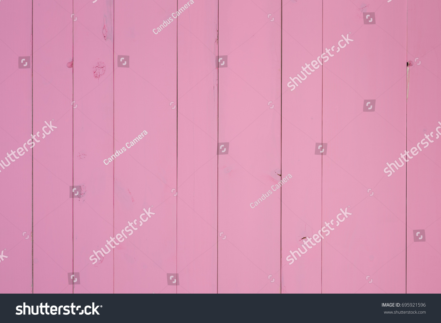 Pretty Pink Rustic Hand Painted Shiplap Wood Board Background That Is Empty With Extra