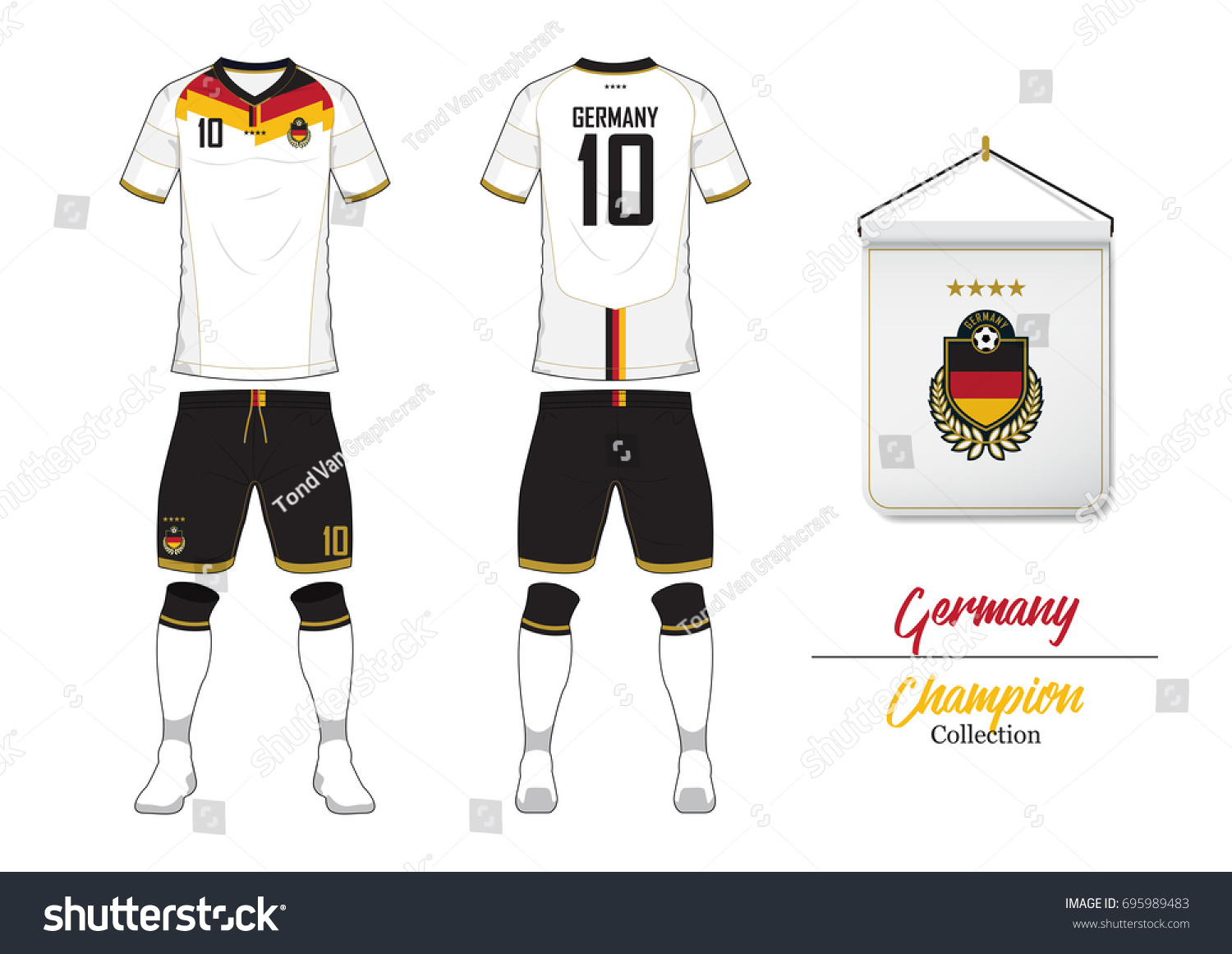 online retailer 7adf7 00dcc Germany National Football Team T Shirts - DREAMWORKS