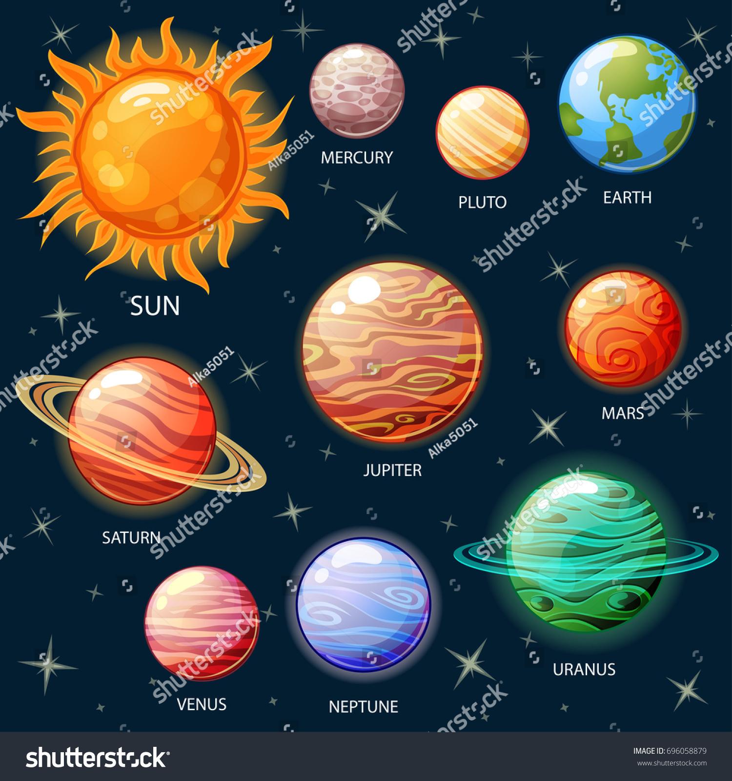 neptune the solar system jupiter - photo #4