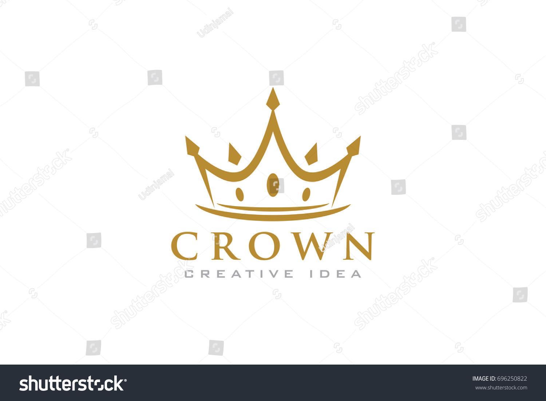 Free Crown Logo Creator Royal Frame Logo Maker