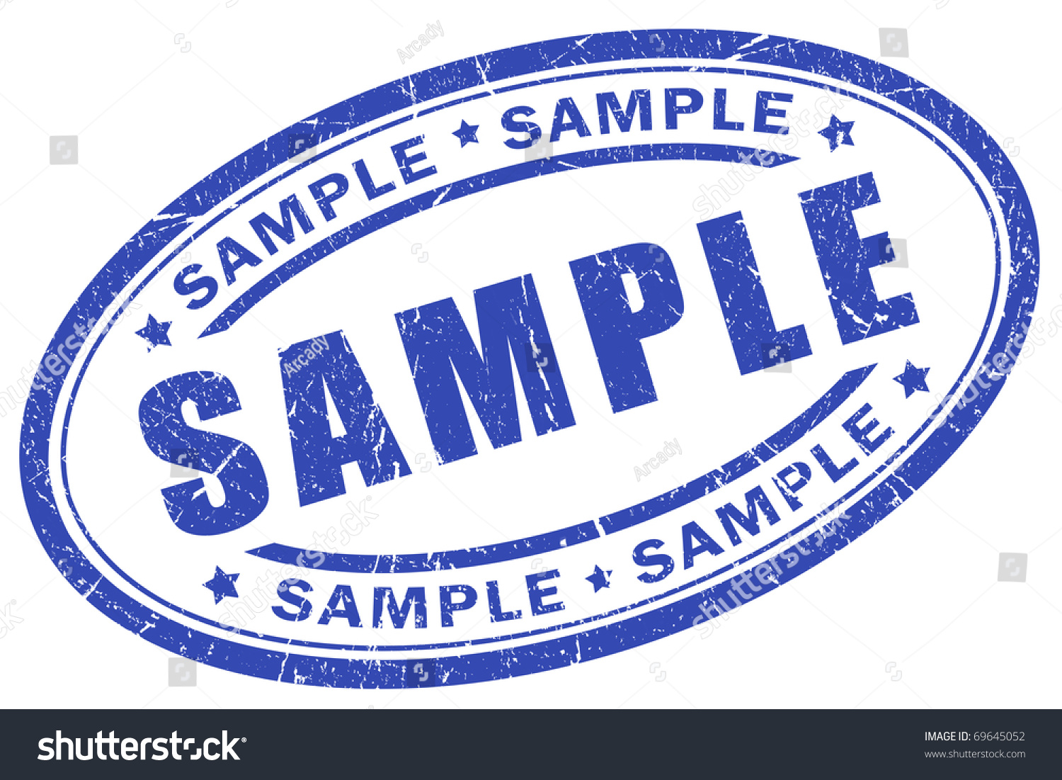 sample stamp stock illustration shutterstock sample stamp
