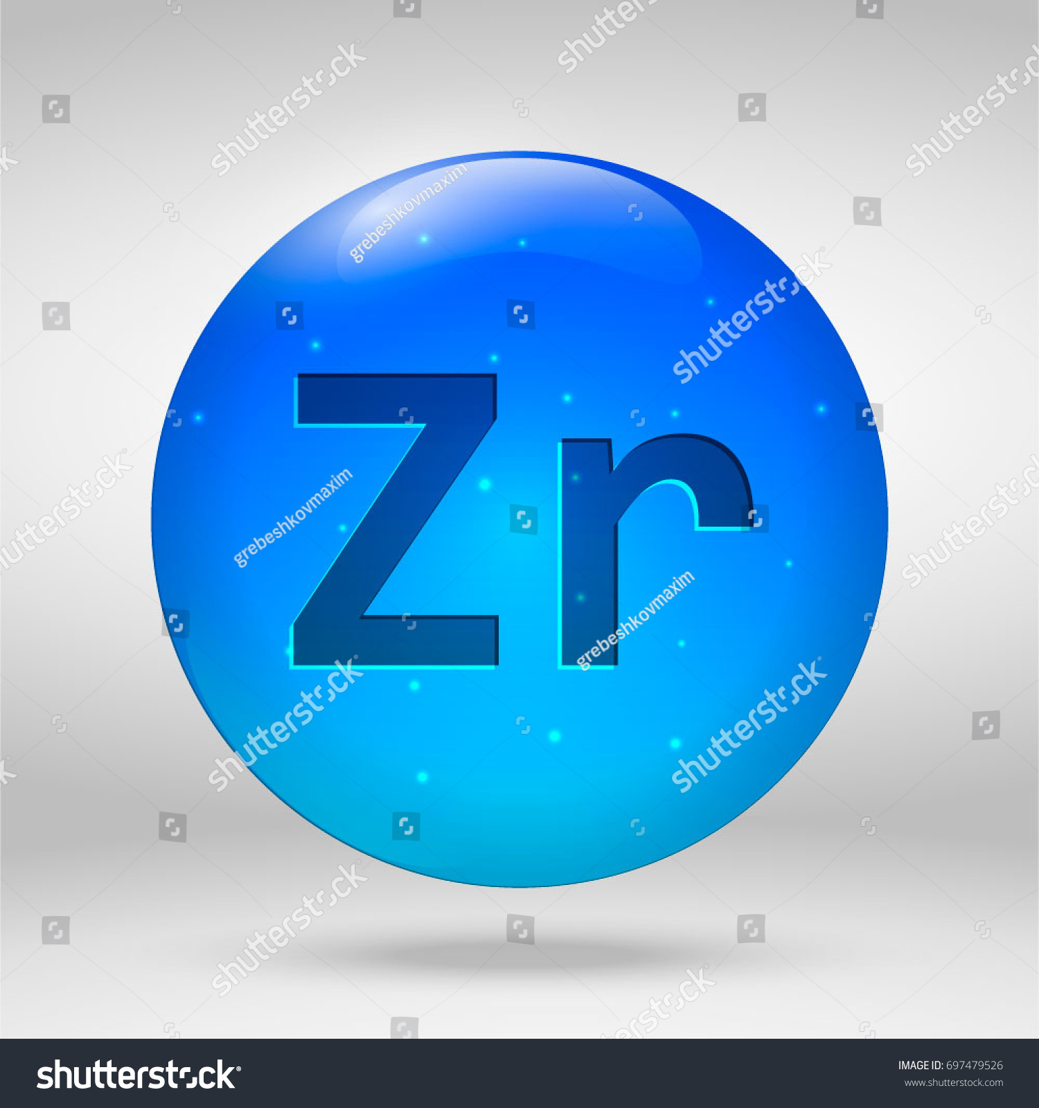 Zirconium symbol periodic table gallery periodic table images zirconium element periodic table vector 3d stock vector 697479526 zirconium element of the periodic table vector gamestrikefo Images