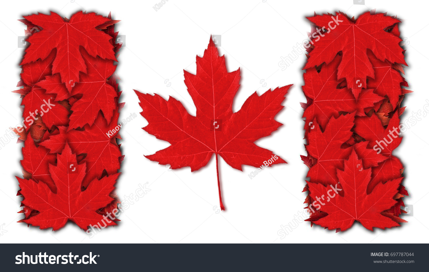 red canadian