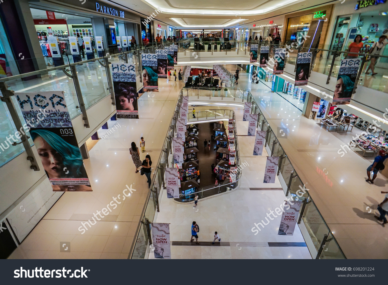 Most popular shopping centers in Vladivostok