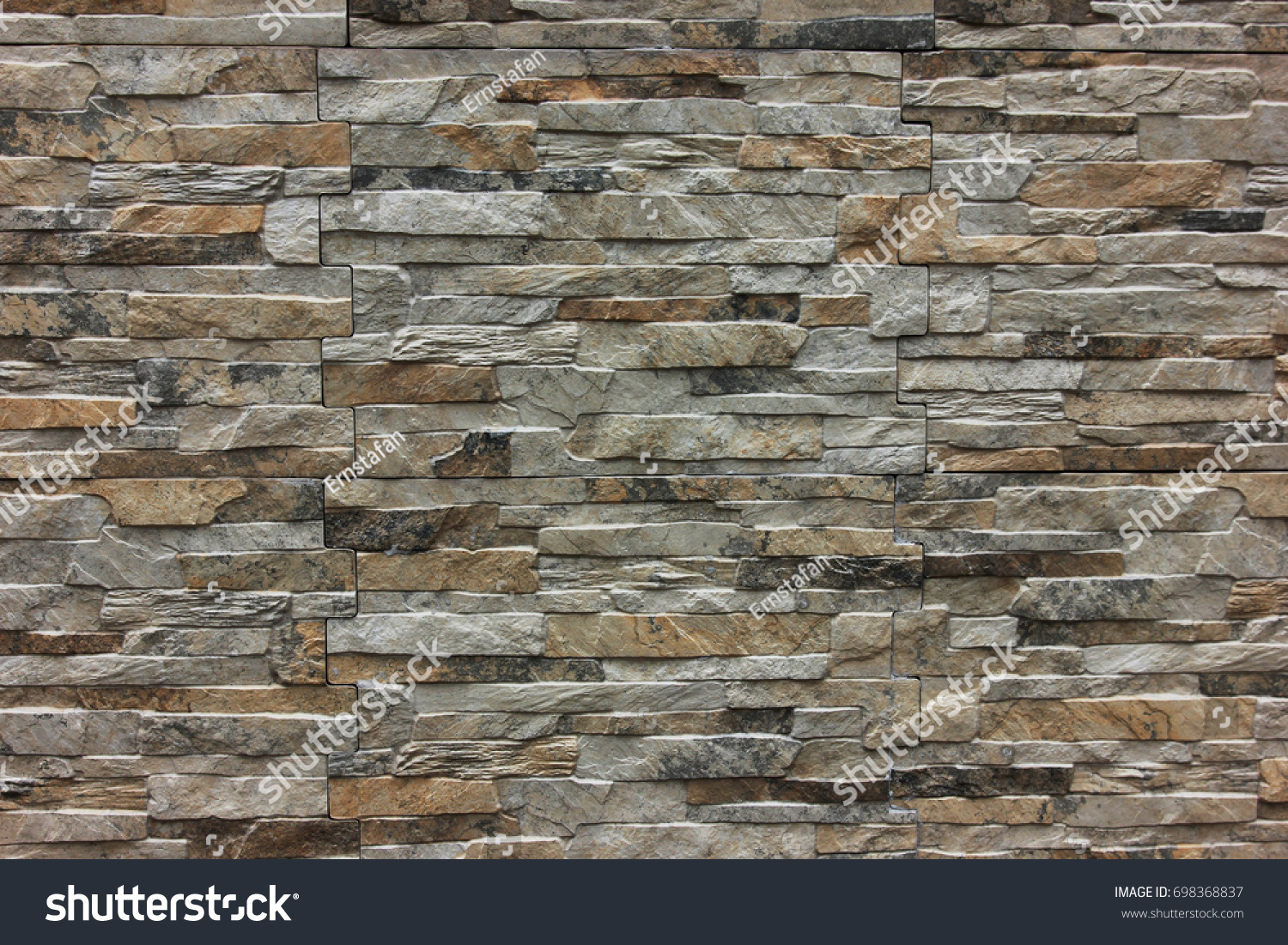 new modern stone wall texture background