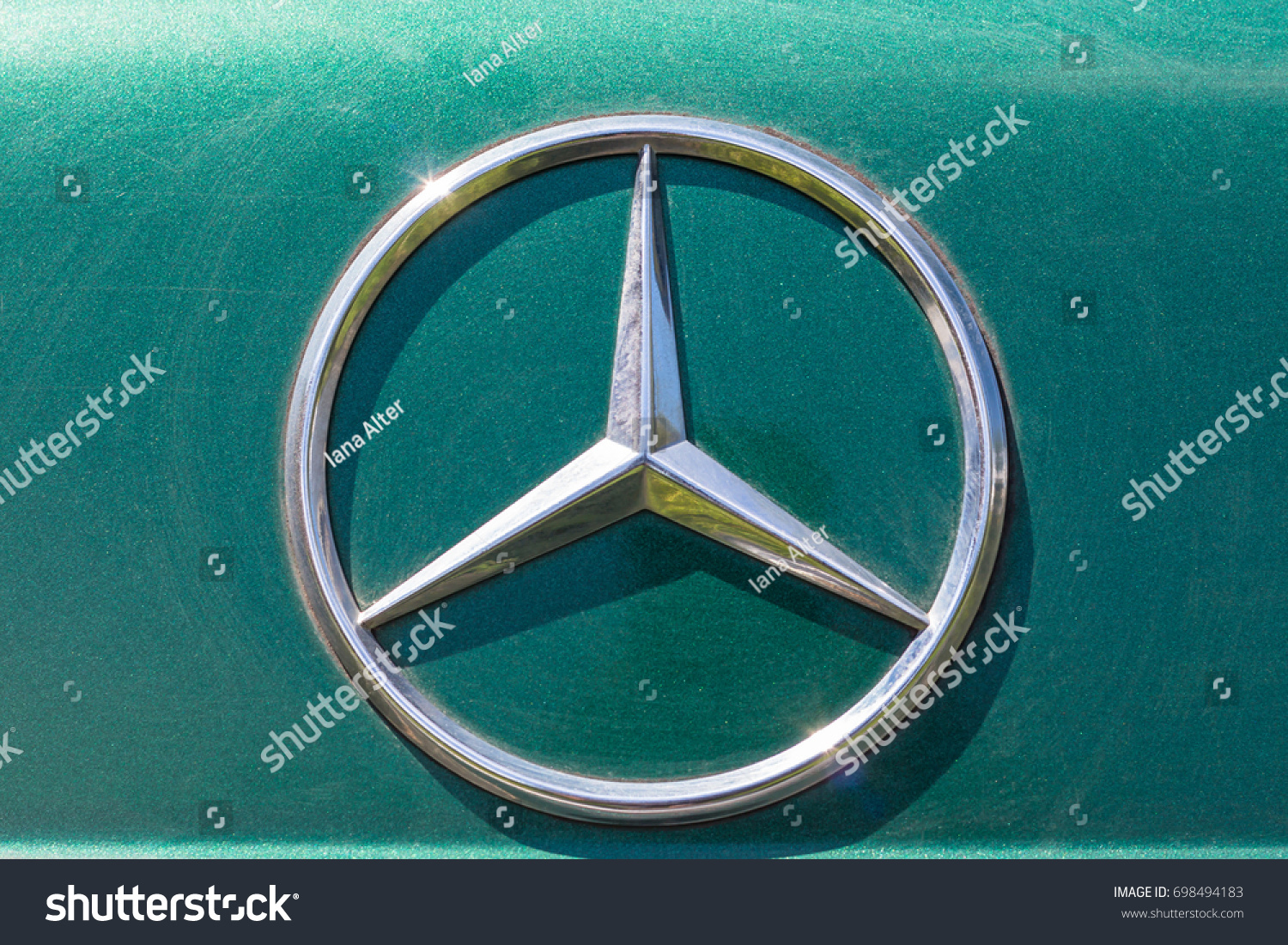 Ustkamenogorsk kazakhstan july 18 2017 close stock photo 698494183 ust kamenogorsk kazakhstan july 18 2017 close up image of mercedes biocorpaavc Image collections