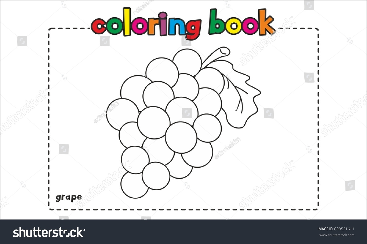 autumn picture tags freeautumncoloringpagegrapes. grapes coloring ...