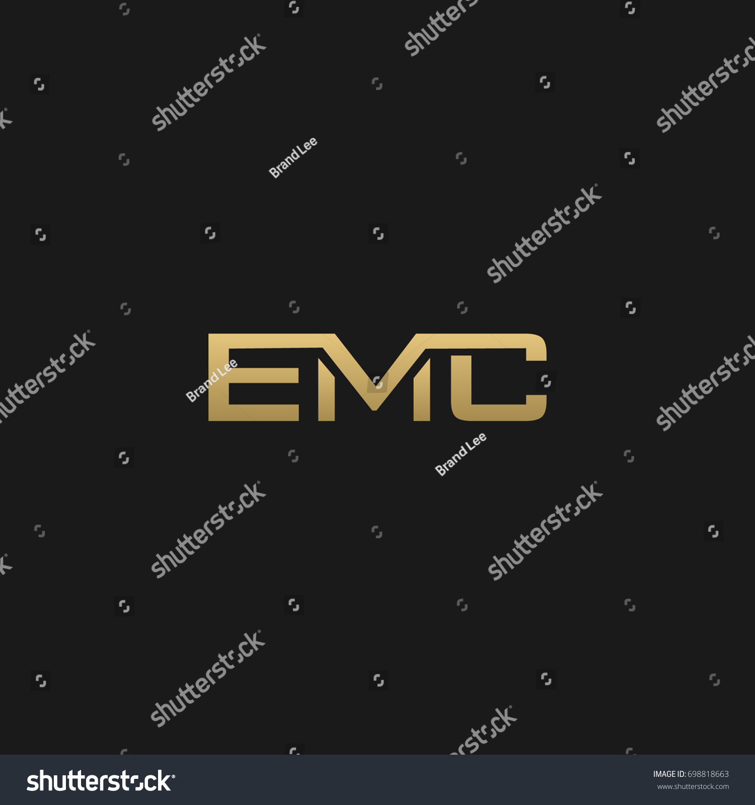 Unique Modern Creative Clean Connected Fashion Stock Vector Hd