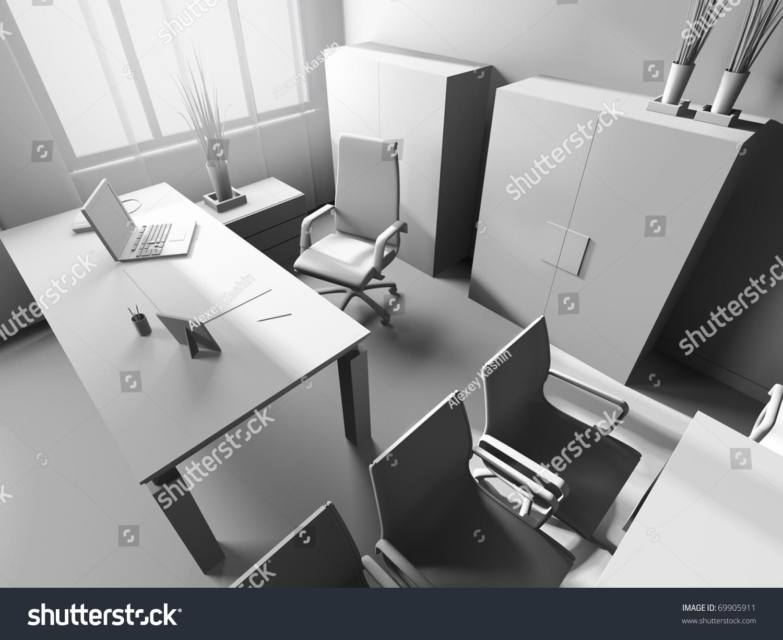 modern interior office. unique modern modern interior office stock the of 3d image stock and modern interior office