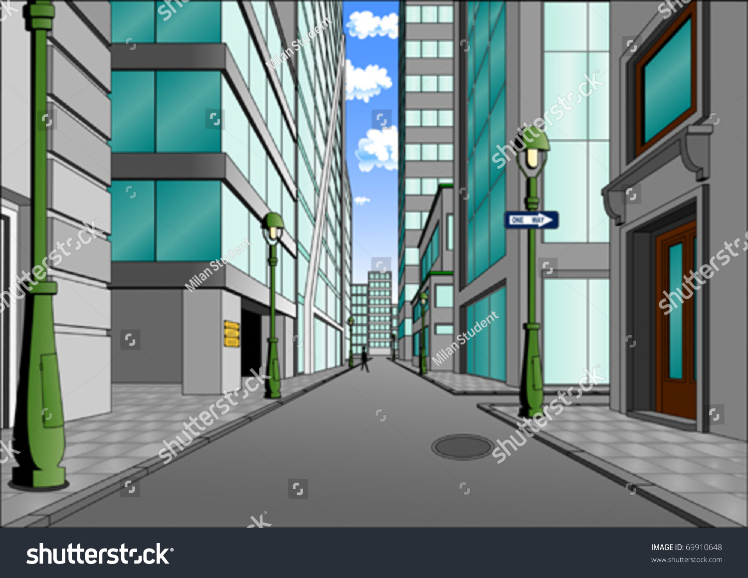 city centre clipart - photo #18