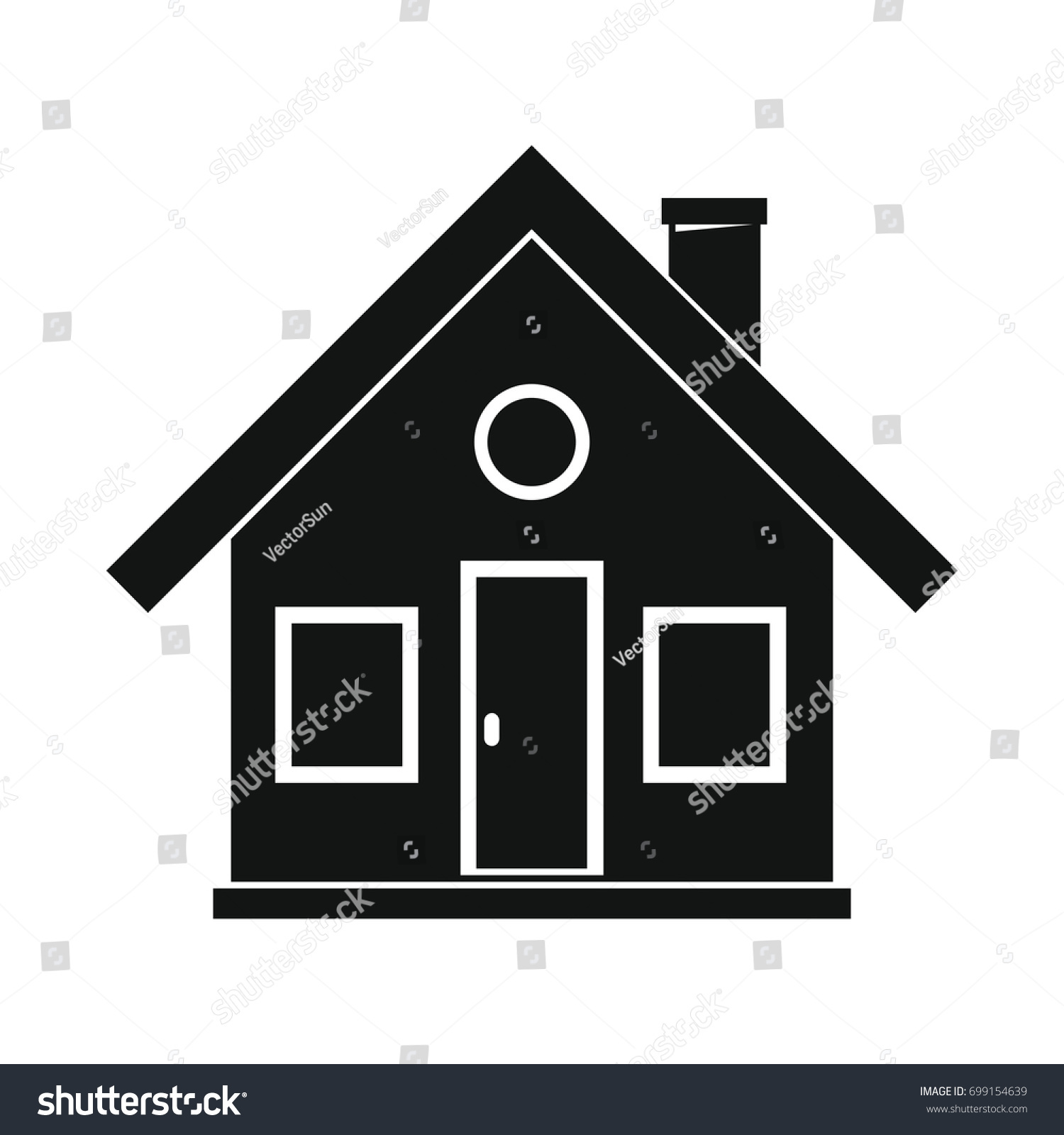 Village House Black Simple Silhouette Icon Stock Vector Royalty Free 699154639 Simple home designs photos pinoy house designs simple home designs photos providing our family with a home is a rewarding gesture as it will offer them safety protection and peace of mind have a closer look on the other simple home design in village youtube source www.youtube.com. https www shutterstock com image vector village house black simple silhouette icon 699154639