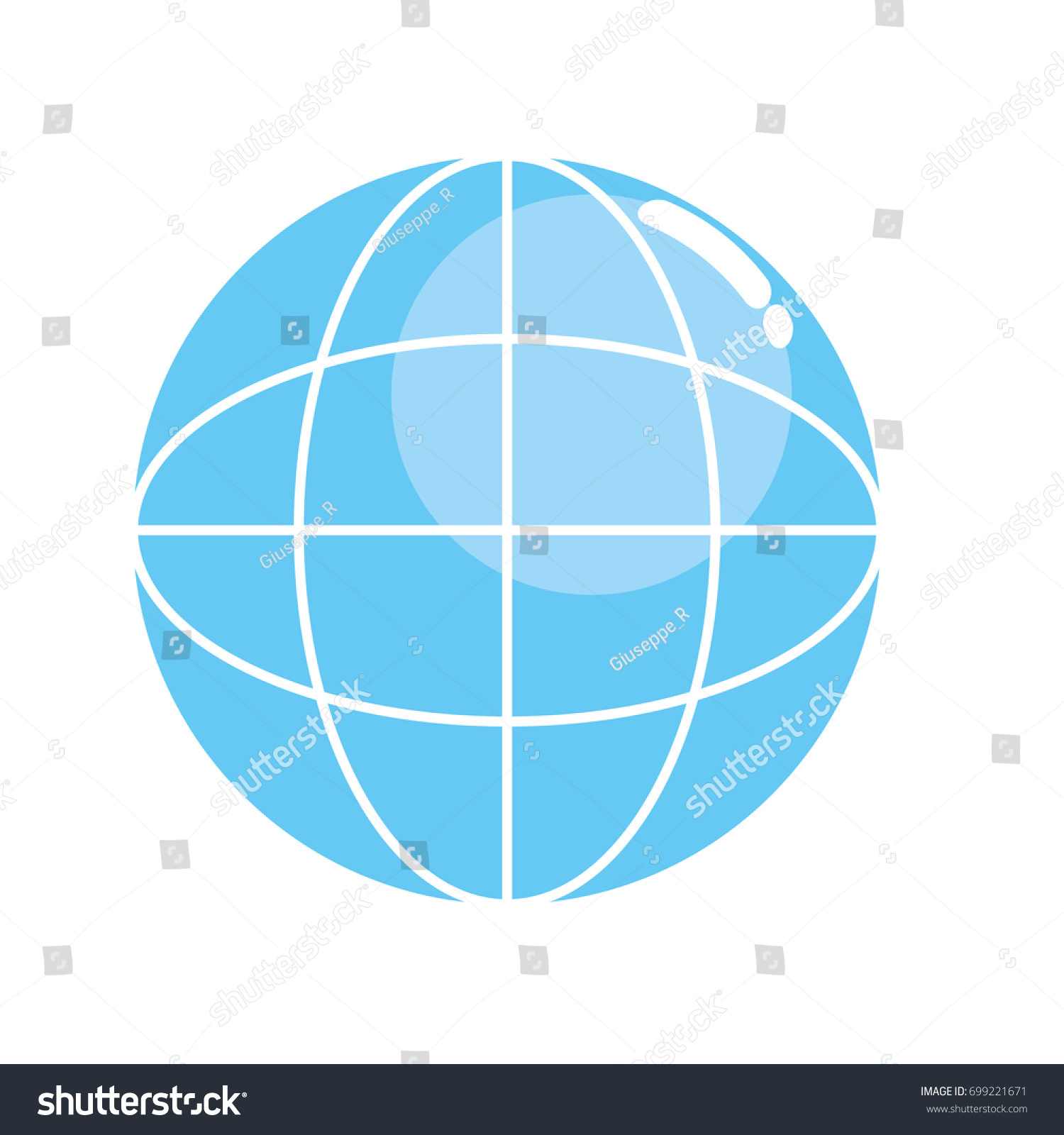 Global symbol data center connection stock vector 699221671 global symbol to data center connection biocorpaavc