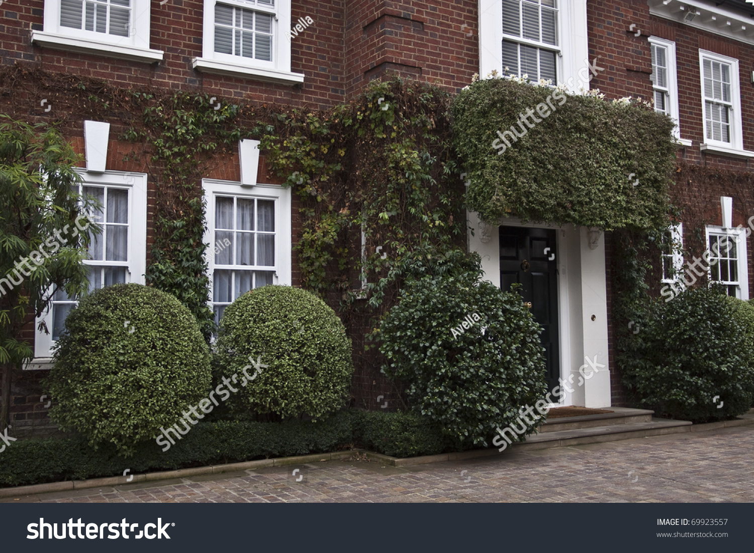 English style house stock photo 69923557 shutterstock for English style houses architecture