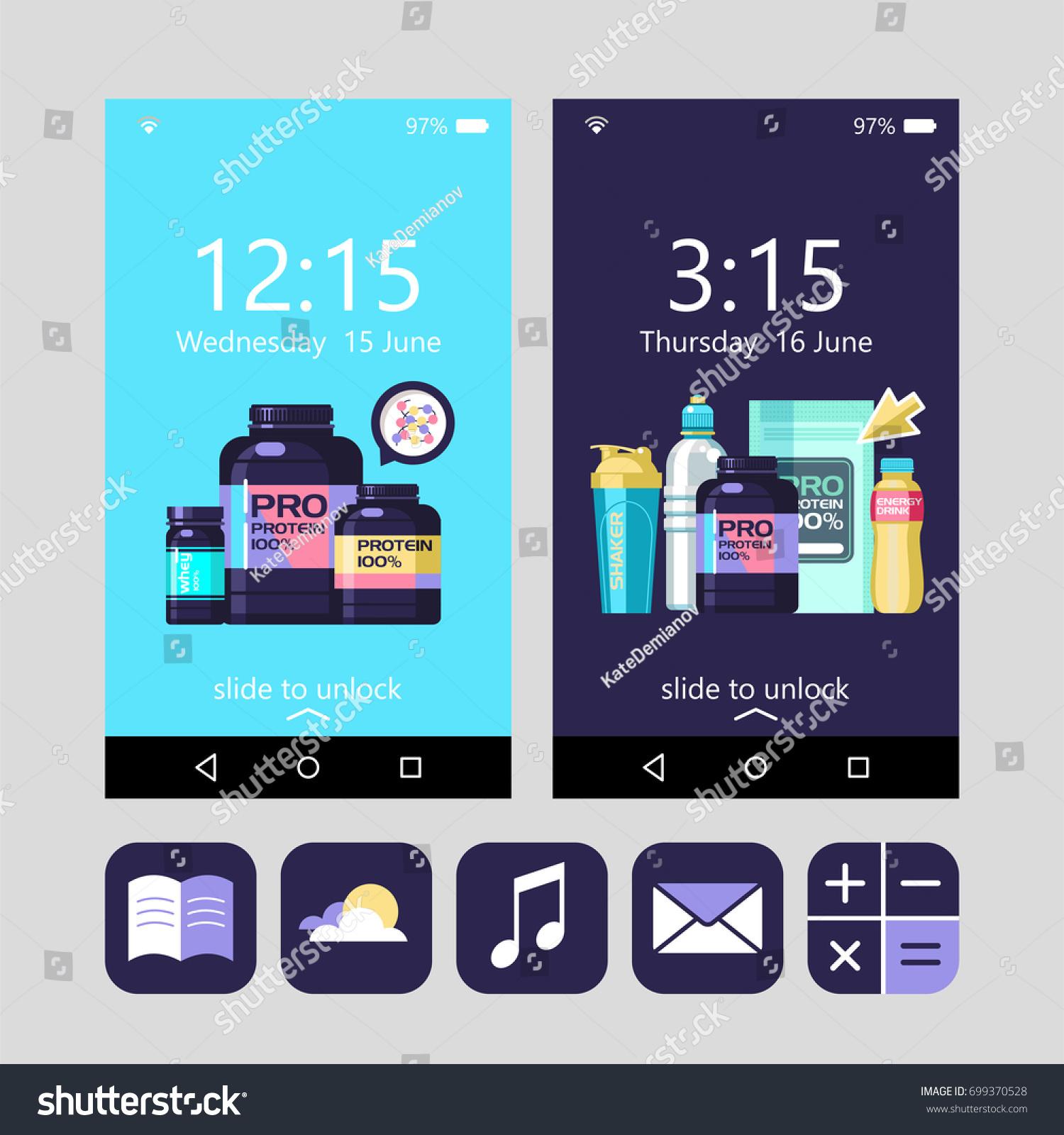 Wallpaper Desktop Phone Protein Sports Nutrition 699370528