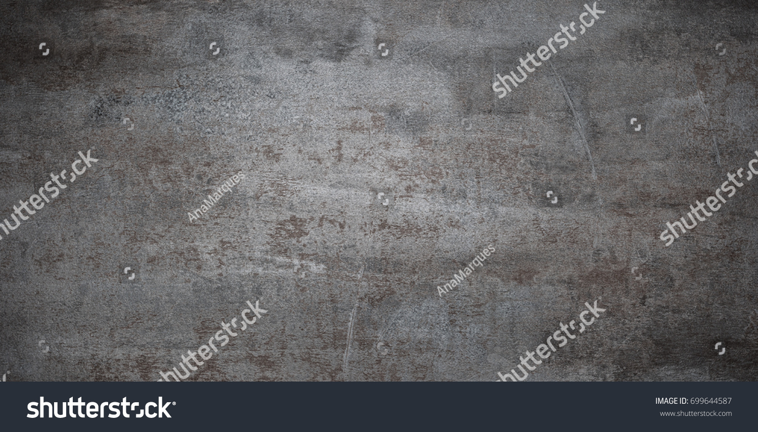 Grunge metal background or texture with scratches and cracks #699644587