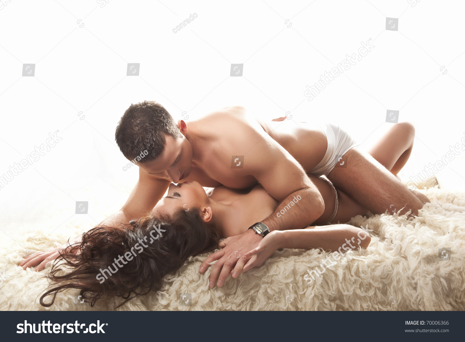 Sexual Nude Couple Poses-7083
