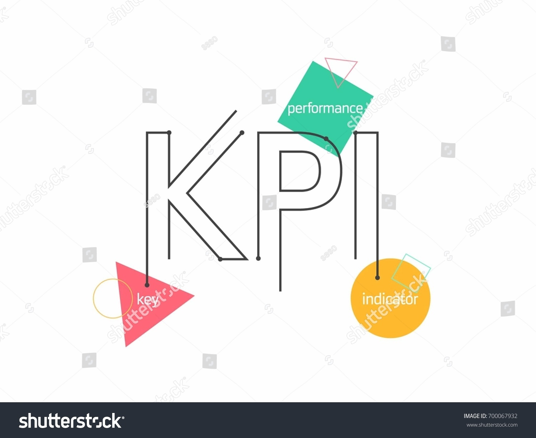 Kpi Key Performance Indicators Stock Quick Floor Plan Maker