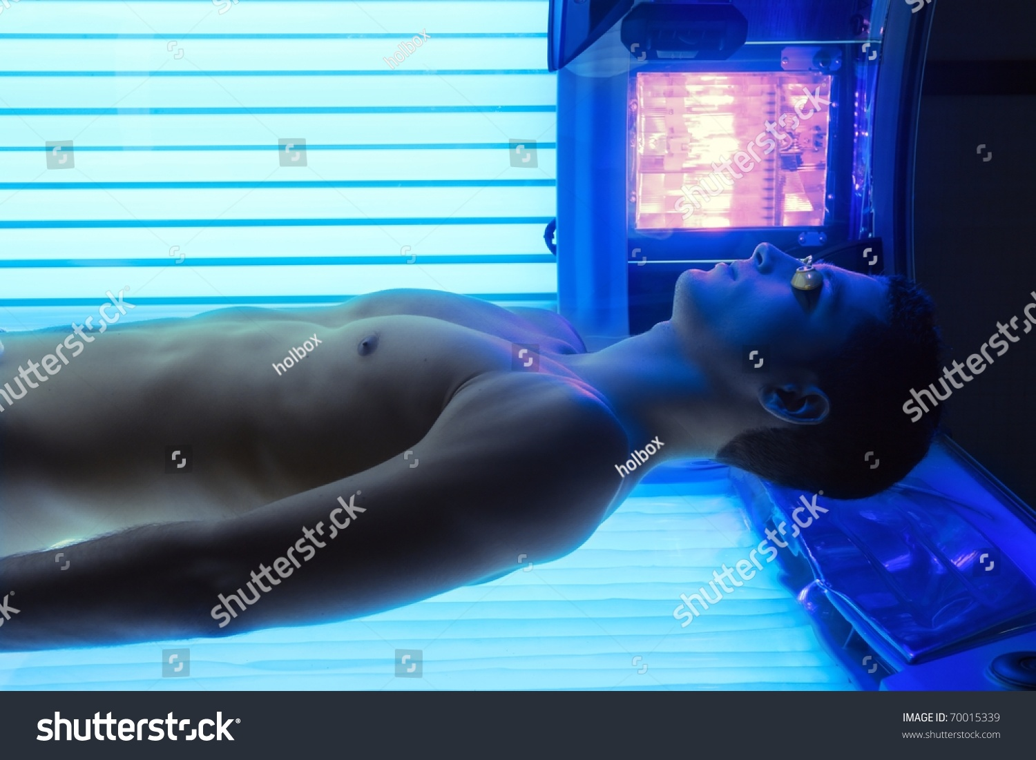 You can not be pregnant or solarium