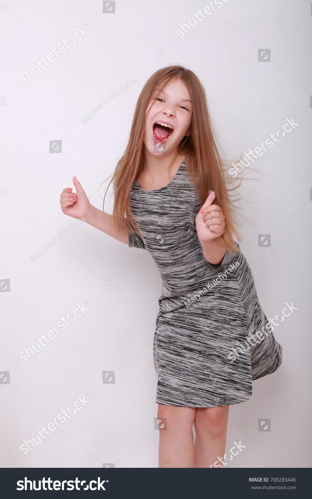 Teens Girls Modeling