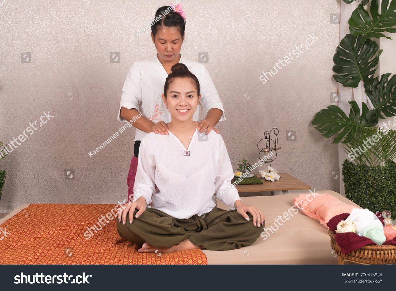 Massage thai girl Phuket Thailand