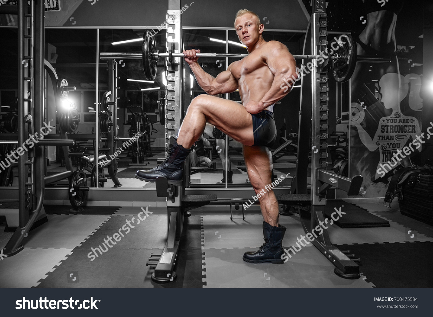 How to pump the broadest muscles 26
