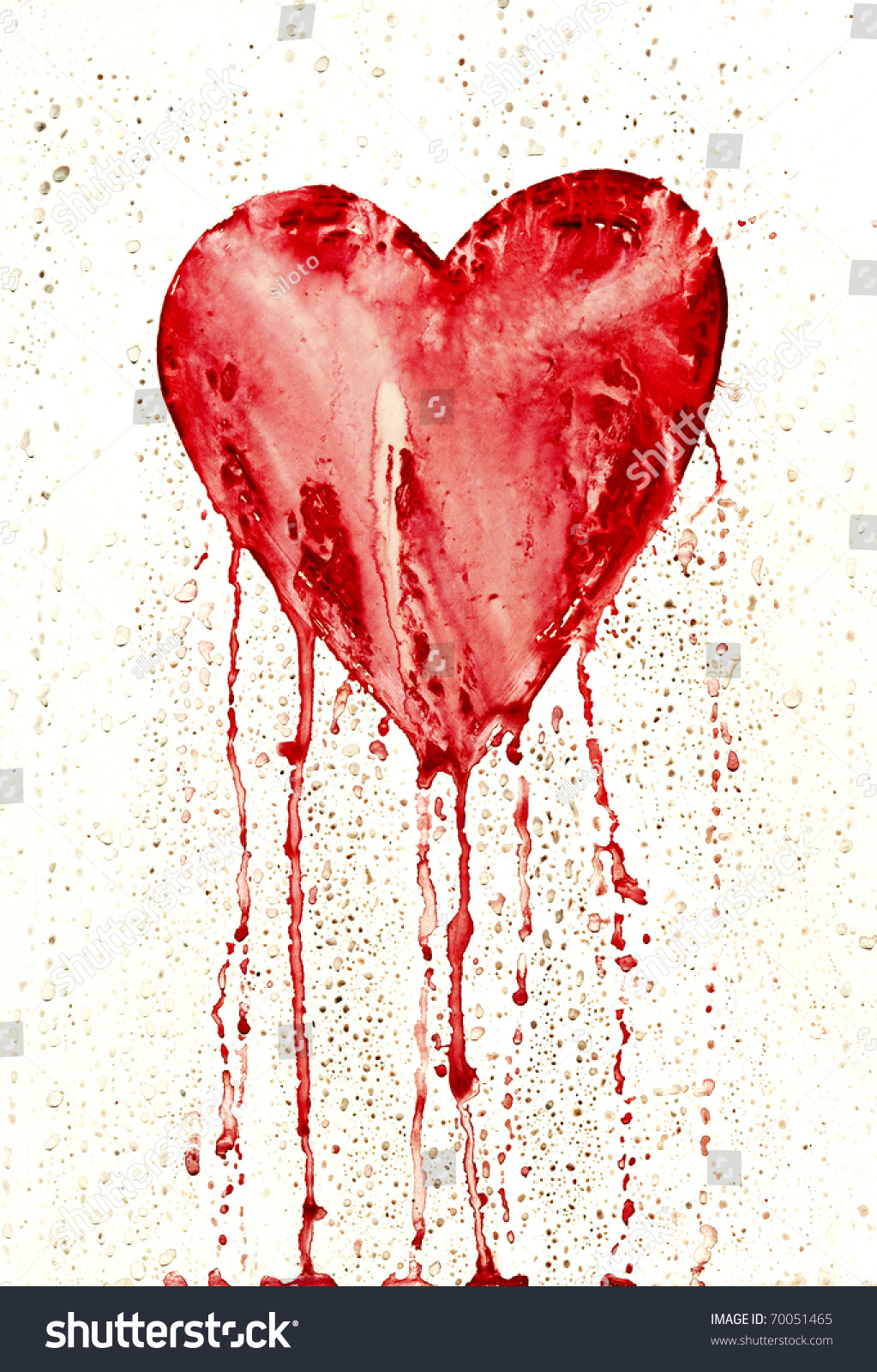 Bleeding heart symbol love stock illustration 70051465 shutterstock bleeding heart symbol of love biocorpaavc Gallery