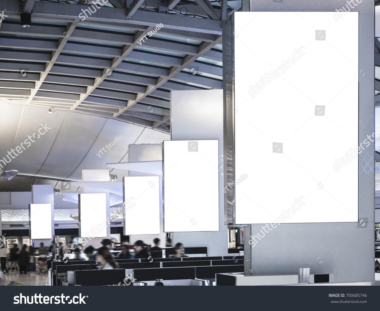Mock Light Box Set Media Banner Stock Photo Edit Now 700685746