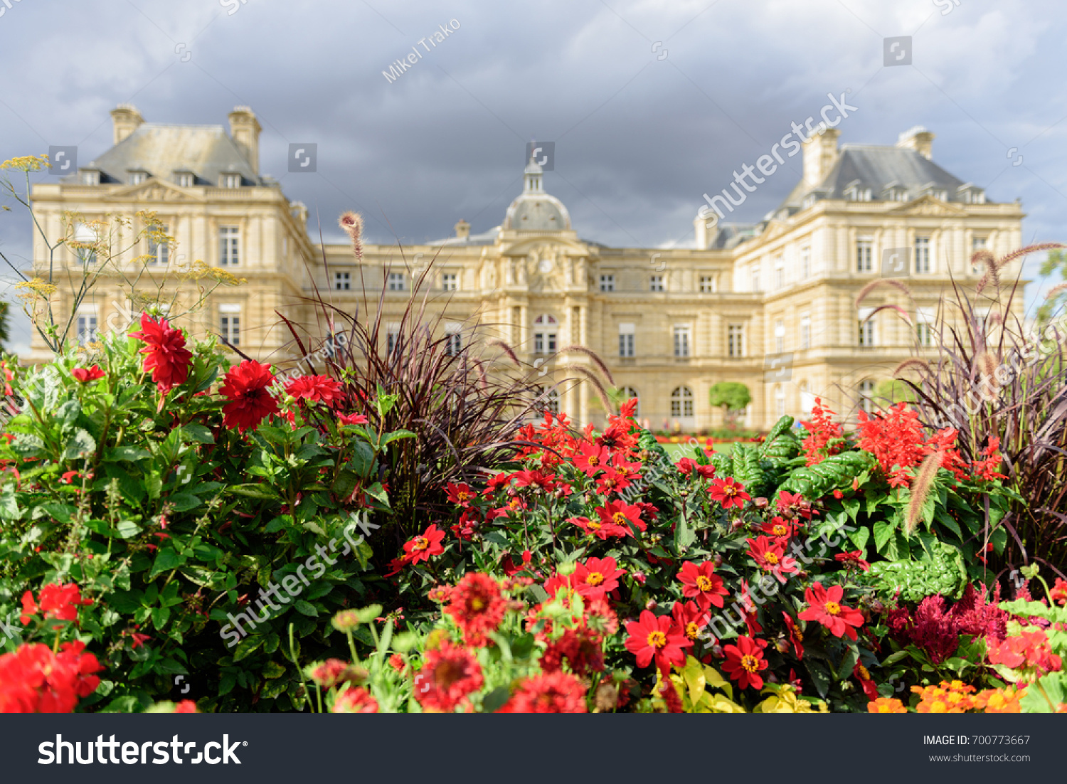 the luxembourg palace jardin du luxembourg paris france - Jardin Du Luxembourg Paris