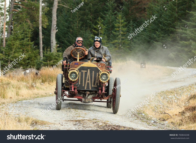 Moray Scotland April 1 2017 1907 Stock Photo (Royalty Free ...