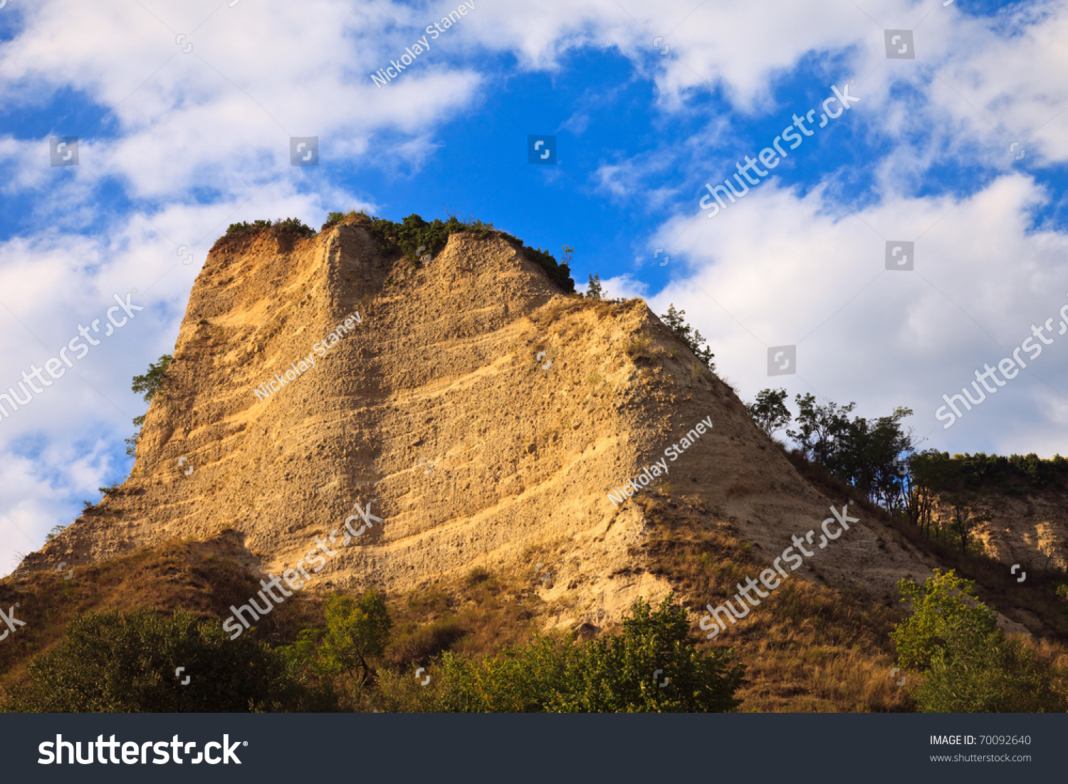 sand pyramids of melnik - photo #28