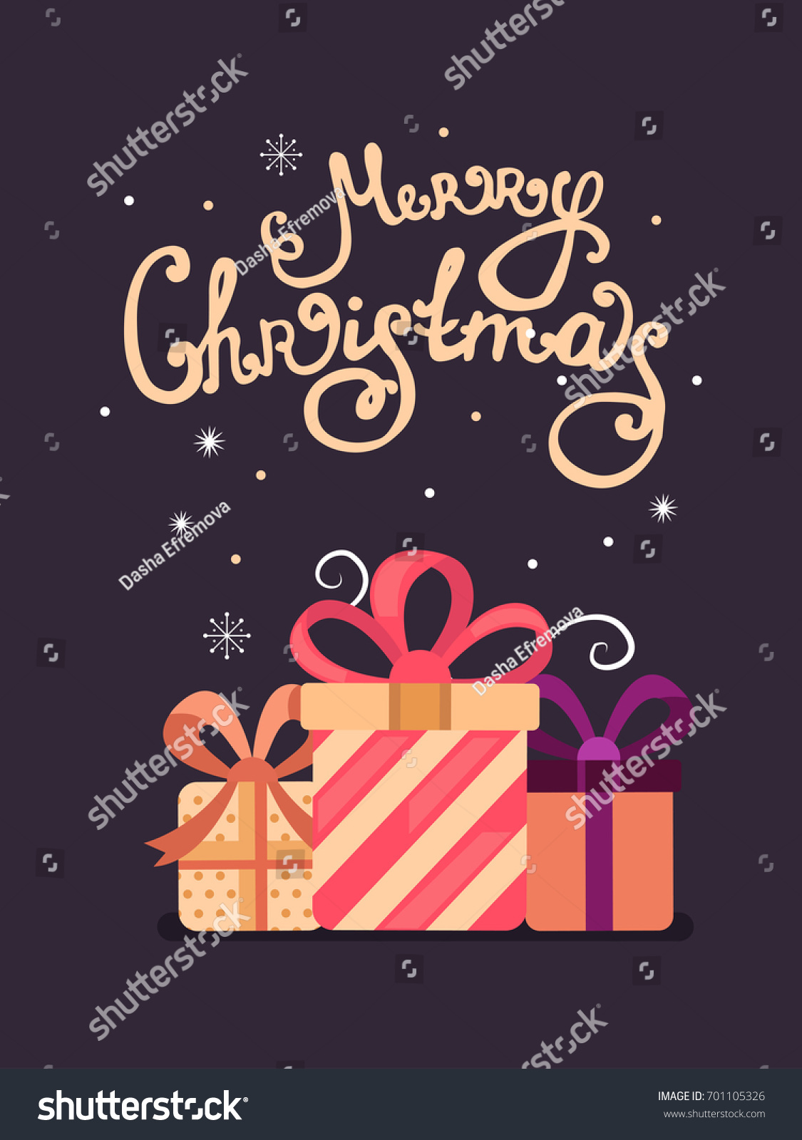 Merry christmas greeting cards gifts template stock illustration merry christmas greeting cards gifts template stock illustration 701105326 shutterstock m4hsunfo